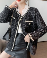 Imitation of mink velvet cardigan tops