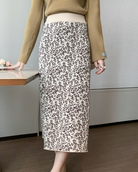 High waist skirt one step skirt for women