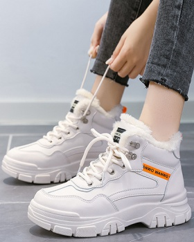 Sports Casual all-match cotton shoes for women