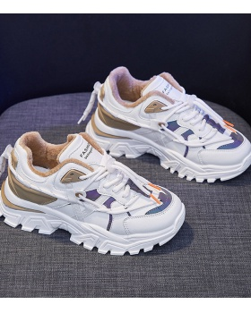 Casual all-match Sports shoes cotton shoes for women