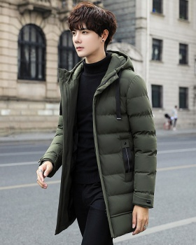 Casual youth tops Korean style cotton coat for men