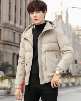 Winter thick tops handsome cotton coat for men