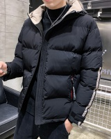 Winter thick coat Casual thermal cotton coat for men