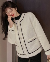 Temperament personality fashion fashion and elegant coat