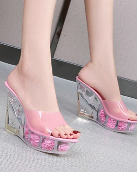 Colors shoes nightclub high-heeled shoes for women