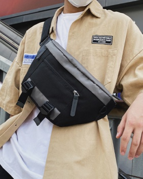 High capacity fashion chest pack couples messenger bag