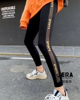 Autumn and winter pencil pants leggings for women