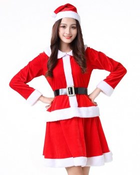 Adult sexy show christmas performance clothing