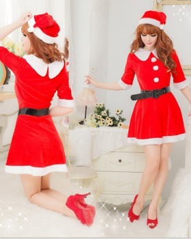 Stage christmas costumes party clothing
