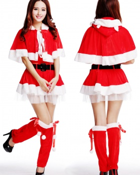 Perform christmas costumes party clothing