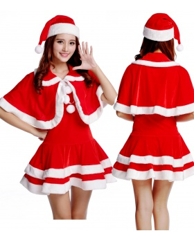 Sling christmas costumes party clothing
