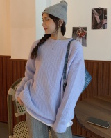 Loose Korean style knitted soft autumn and winter sweater