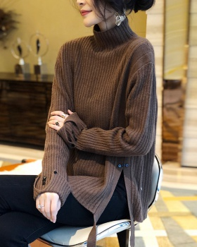 Autumn and winter European style winter sweater for women