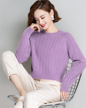 Autumn and winter skirt small sweater for women