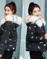 Thermal short cotton coat autumn and winter slim coat