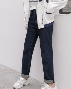 Student nine tenths slim autumn and winter pants