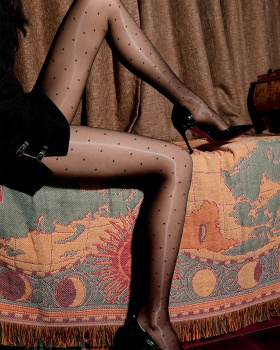 Polka dot Sexy underwear enticement tights for women