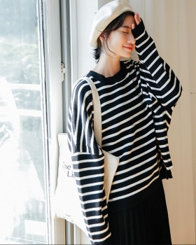 Student long sleeve Japanese style sweater for women
