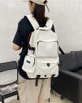 Korean style high capacity schoolbag Casual backpack