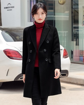 Thick plus cotton work clothing long business suit