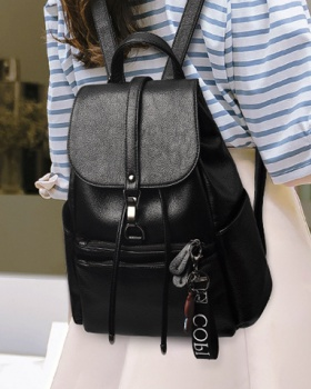 Korean style fashion backpack all-match backpack