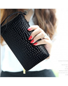 Casual clutch bag stone pattern bag for women