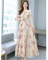 Bow beautiful maxi dress big skirt dress for women
