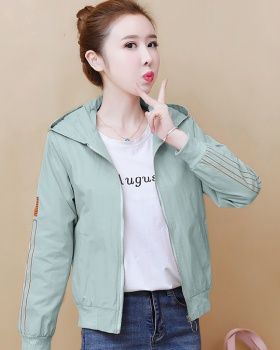 Korean style baseball uniforms autumn jacket