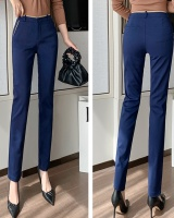 Spring slim casual pants profession straight pants