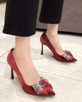 European style high-heeled shoes sexy shoes for women
