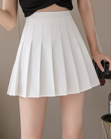 Spring and summer high waist skirt pleated culottes