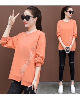 Large yard tops spring and autumn hoodie for women