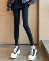 Slim Korean style nine pants hip raise high waist leggings