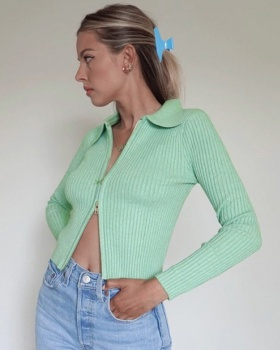 Autumn and winter tops bottoming shirt for women