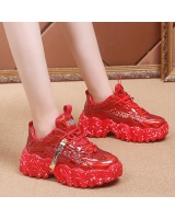 Diamond all-match Casual shoes spring Korean style Sports shoes