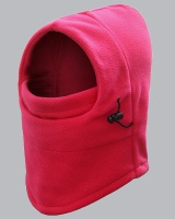 Thermal winter headgear outdoor sports fleece mask