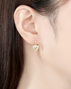 European style earrings lady stud earrings for women