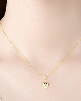 Fashion chain necklace personality clavicle necklace