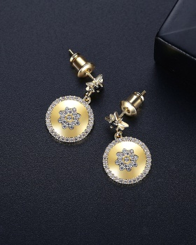 Fashion personality stud earrings temperament earrings