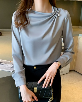 France style chiffon shirt spring tops for women