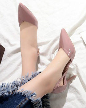 Spring and summer sandals high-heeled shoes for women