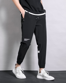 Fashion spring and summer casual pants slim nine pants