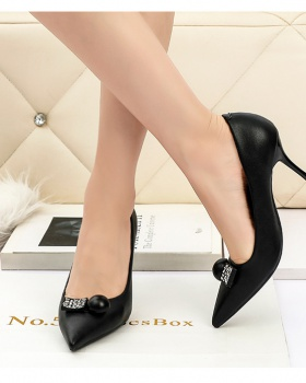 Fashion nightclub shoes sexy high-heeled shoes for women