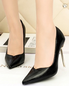 Banquet fine-root high-heeled shoes fashion shoes for women