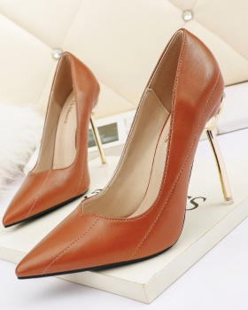 Profession low high-heeled shoes fashion shoes for women