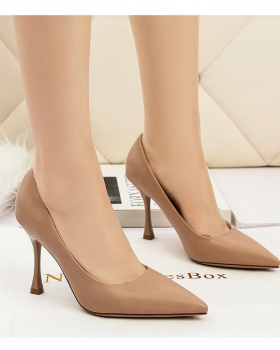 Sexy fine-root shoes fashion high-heeled shoes for women