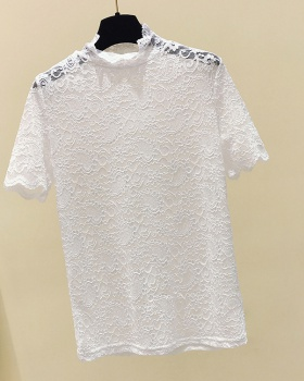 White shirts spring and summer tops for women