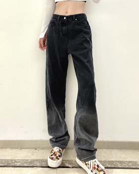 Slim sexy fashion long pants European style spring jeans