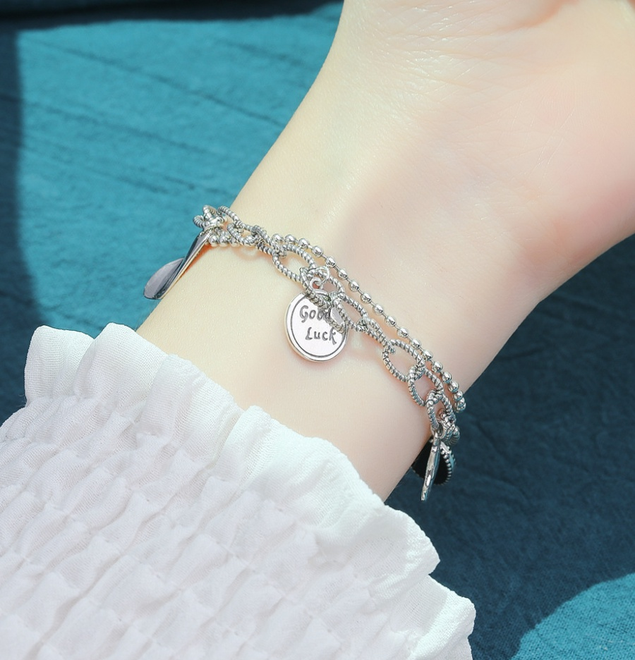 Personality lucky bracelets fashion accessories