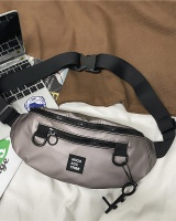 Student small waist-bag boy messenger bag for men